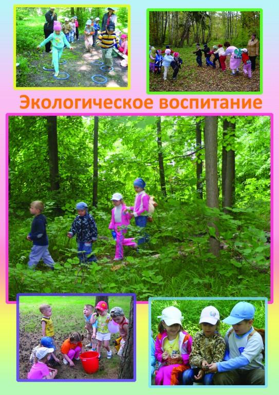 Проводятся тематические экскурсии за пределы детского сада.