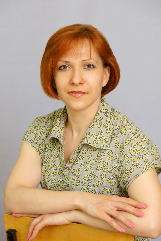 Вяткина Елена Анатольевна, воспитатель высшей квалификационной категории