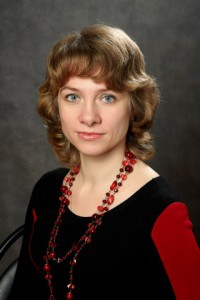 Столбова Ольга Сергеевна, воспитатель высшей квалификационной категории