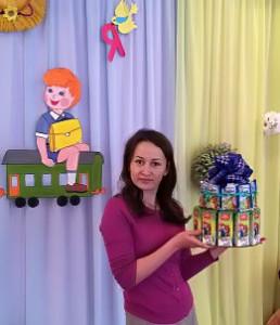 Данилюк Любовь Сергеевна.Среднее-профессиональное образование. II квалификационная категория